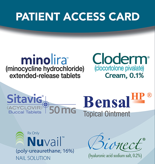 Patient Access Card